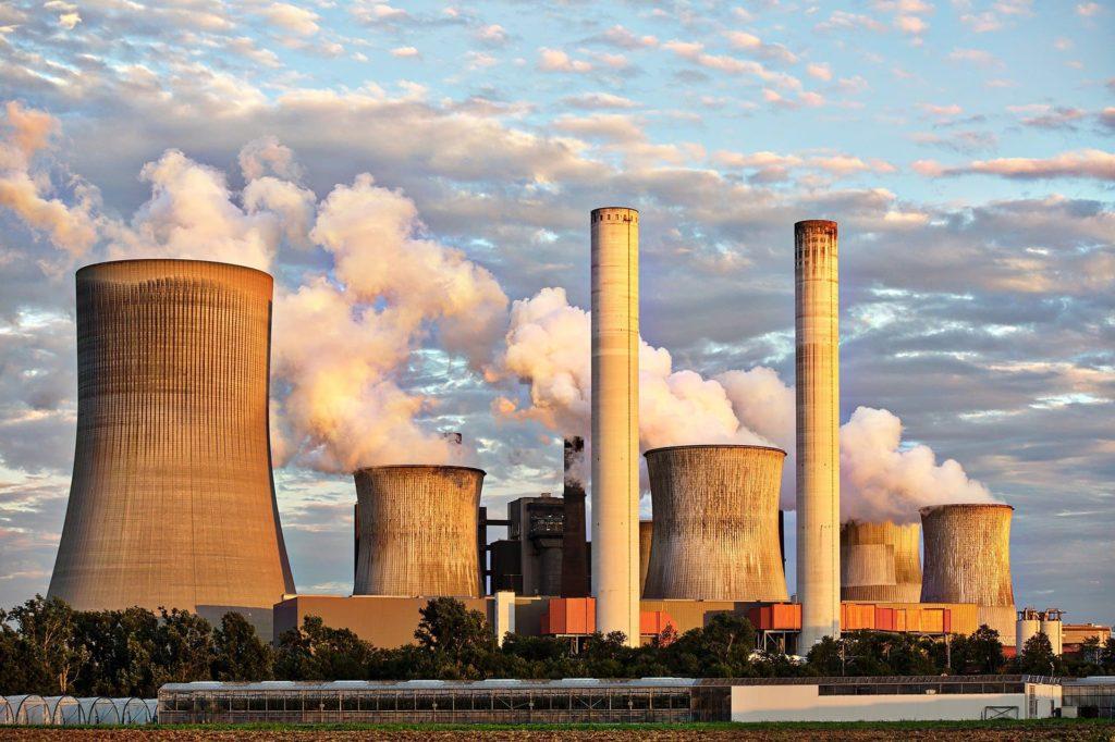 usine nucléaire - sharemundo
