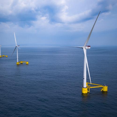 sharemundo links pour la gestion de projet éoliens offshores